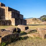 Ruins at Monte Alban