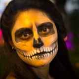 Theater Performer, Oaxaca