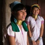 Padaung Women